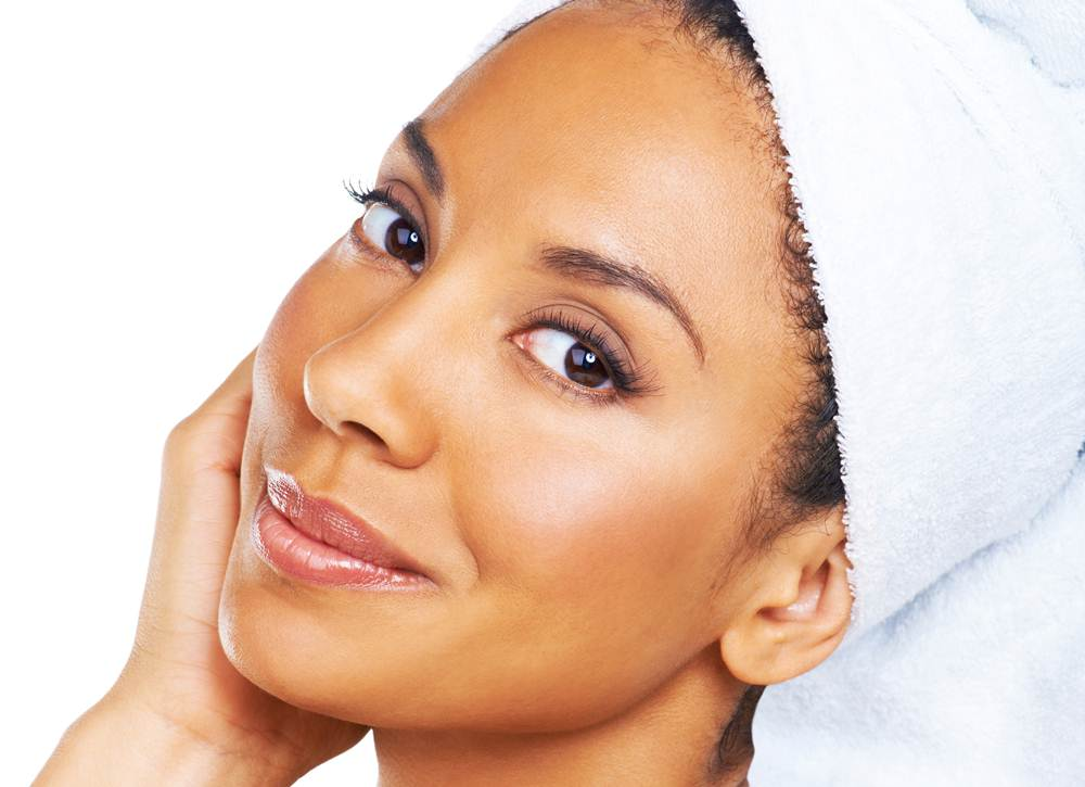 how to get flawless skin at home